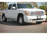 2005 Summit White GMC Sierra 1500 Denali Crew Cab AWD #99034406