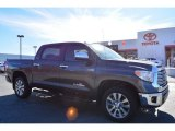 2015 Magnetic Gray Metallic Toyota Tundra Limited CrewMax 4x4 #99034391
