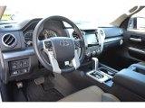 2015 Toyota Tundra SR5 CrewMax 4x4 Sand Beige Interior