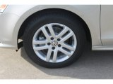 Volkswagen Jetta 2015 Wheels and Tires