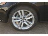 Volkswagen CC 2015 Wheels and Tires