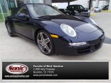 2008 Midnight Blue Metallic Porsche 911 Carrera 4S Coupe #99072304