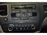 2015 Honda Civic LX Sedan Controls