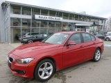 2014 Melbourne Red Metallic BMW 3 Series 328i xDrive Sedan #99072213