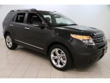 2014 Tuxedo Black Ford Explorer Limited 4WD #99072393