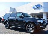 2015 Tuxedo Black Metallic Ford Expedition XLT #99072197