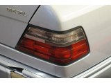1995 Mercedes-Benz E 300D Sedan Marks and Logos