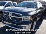 2015 Granite Crystal Metallic Ram 1500 Big Horn Crew Cab 4x4 #99107318
