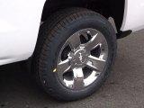 2015 Chevrolet Silverado 1500 LTZ Crew Cab 4x4 Wheel