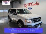 2015 White Platinum Metallic Tri-Coat Ford Expedition King Ranch #99107034