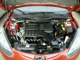 Mazda Mazda2 Engines