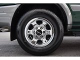 Isuzu Rodeo 2000 Wheels and Tires
