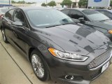 2015 Magnetic Metallic Ford Fusion SE #99137901