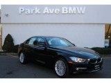 2014 Black Sapphire Metallic BMW 3 Series 328i xDrive Sedan #99137887