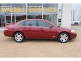 2006 Sport Red Metallic Chevrolet Impala SS #99137880
