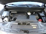 Infiniti JX Engines