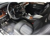2013 Bentley Mulsanne Interiors
