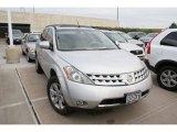 2007 Brilliant Silver Metallic Nissan Murano SL #99137852