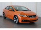 2015 Honda Civic Si Sedan Data, Info and Specs