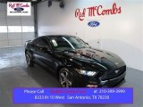 2015 Black Ford Mustang V6 Coupe #99173074