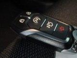 2015 Ford Mustang V6 Coupe Keys