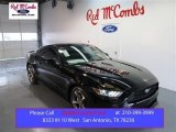 2015 Black Ford Mustang V6 Coupe #99173072