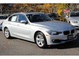 2014 Glacier Silver Metallic BMW 3 Series 328i xDrive Sedan #99173063