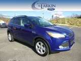 2014 Deep Impact Blue Ford Escape SE 2.0L EcoBoost 4WD #99173136