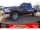 2015 Western Brown Ram 1500 Big Horn Quad Cab #99173178