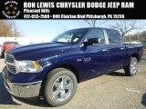 2015 True Blue Pearl Ram 1500 Big Horn Crew Cab 4x4 #99173289