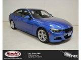 2015 Estoril Blue BMW 3 Series 328i Sedan #99198003
