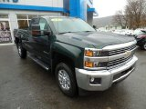 2015 Chevrolet Silverado 2500HD LT Double Cab 4x4 Data, Info and Specs