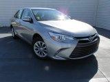 2015 Celestial Silver Metallic Toyota Camry LE #99201270