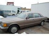 1991 Mercedes-Benz S Class 420 SEL