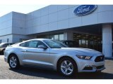 2015 Ford Mustang Ingot Silver Metallic