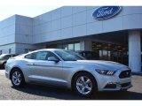 2015 Ingot Silver Metallic Ford Mustang V6 Coupe #99216882