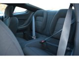 2015 Ford Mustang V6 Coupe Rear Seat