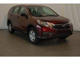 2015 Basque Red Pearl II Honda CR-V LX #99216683