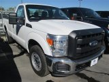 2015 Oxford White Ford F250 Super Duty XL Regular Cab #99216749
