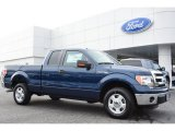 2014 Blue Jeans Ford F150 XLT SuperCab #99216879