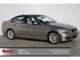 2011 Platinum Bronze Metallic BMW 3 Series 328i Sedan #99216964