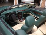 Aston Martin DB7 Interiors