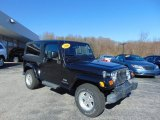 2006 Black Jeep Wrangler Unlimited 4x4 #99217156