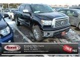 2013 Magnetic Gray Metallic Toyota Tundra Platinum CrewMax 4x4 #99216660