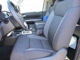 2015 Toyota Tundra SR5 CrewMax Black Interior