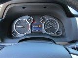 2015 Toyota Tundra SR5 CrewMax Gauges