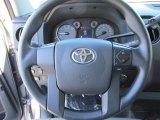 2015 Toyota Tundra SR Double Cab Steering Wheel