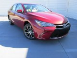 2015 Ruby Flare Pearl Toyota Camry XSE V6 #99216936