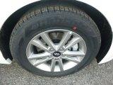 Hyundai Sonata 2015 Wheels and Tires