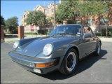 1987 Porsche 911 Venetian Blue Metallic